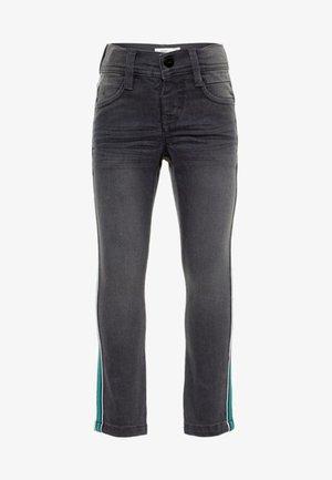 Straight leg -farkut - grey denim