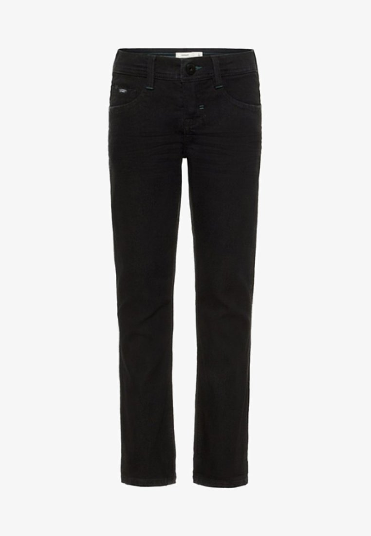 Name it - Straight leg jeans - black denim