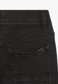 Name it - NKMSILAS DNMCARTUS PANT - Straight leg jeans - black denim - 3
