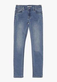 Name it - NKMTHEO PANT - Slim fit jeans - light blue denim - 0
