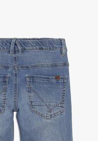 Name it - NKMTHEO PANT - Slim fit jeans - light blue denim - 3