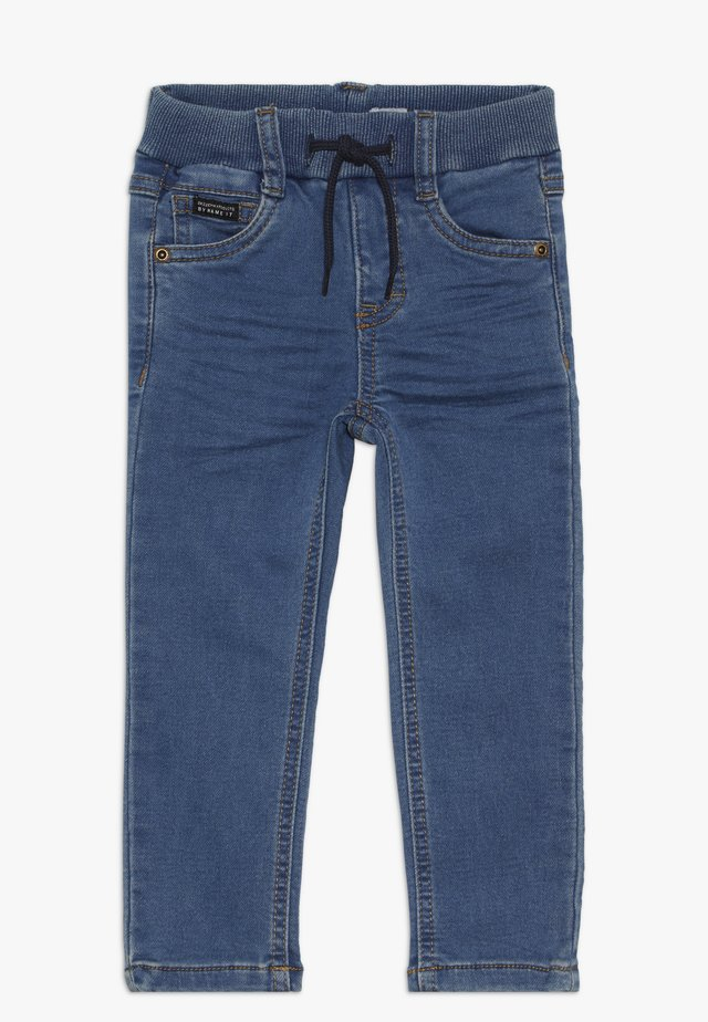 NMMROBIN PANT - Slim fit jeans - medium blue denim