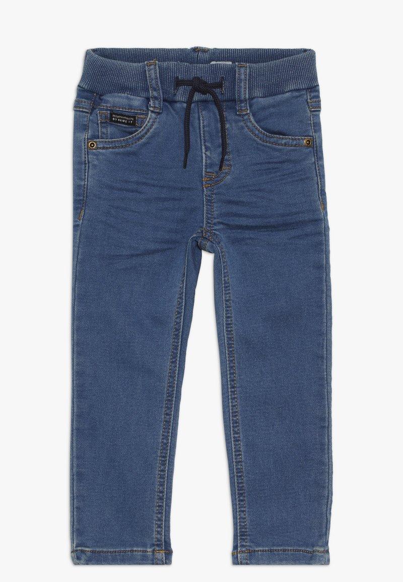 Name it - NMMROBIN PANT - Džíny Slim Fit - medium blue denim
