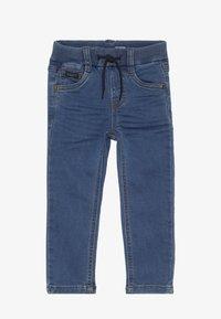 Name it - NMMROBIN PANT - Džíny Slim Fit - medium blue denim - 2