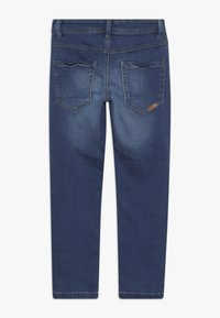 Name it - NKMBABU PANT - Straight leg jeans - medium blue denim - 1