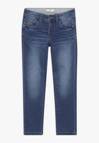 Name it - NKMBABU PANT - Straight leg jeans - medium blue denim - 0