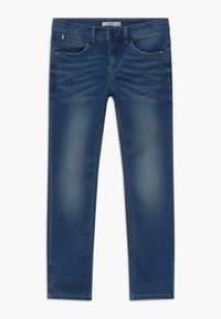 Name it - NKMRYAN - Džíny Straight Fit - medium blue denim - 0