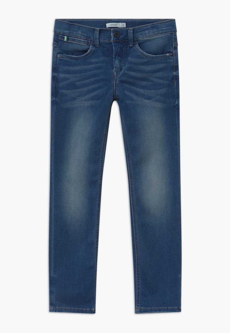 Name it - NKMRYAN - Džíny Straight Fit - medium blue denim