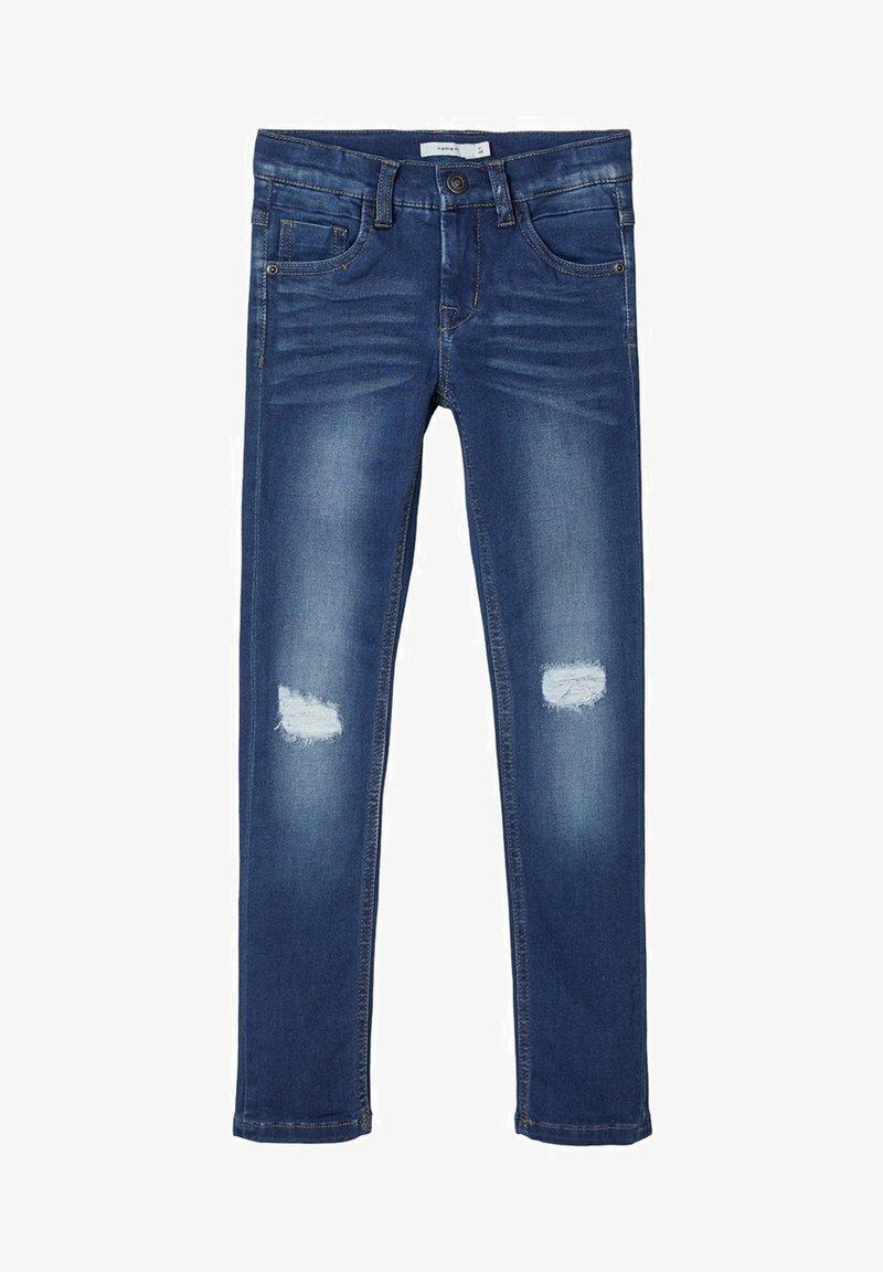 Name it - X-SLIM FIT - Vaqueros slim fit - medium blue denim