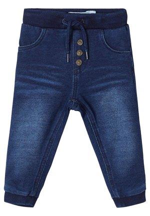 JEANS SWEATDENIM - Relaxed fit jeans - dark blue denim