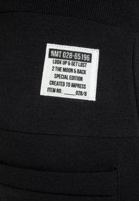 Name it - NKMHONK PANT - Pantalones deportivos - black - 4
