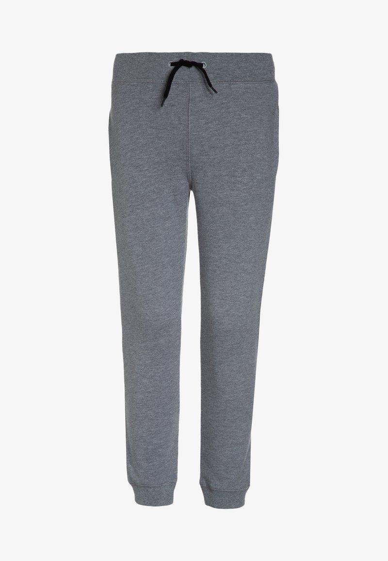 Name it - NKMSWEAT PANT  - Verryttelyhousut - grey melange