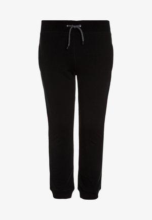 NKMSWEAT PANT  - Verryttelyhousut - black