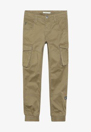 NITBAMGO PANT  - Pantalones cargo - kelp