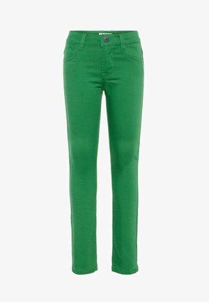 NMMTHEO TWIADAM - Jeans slim fit - medium green
