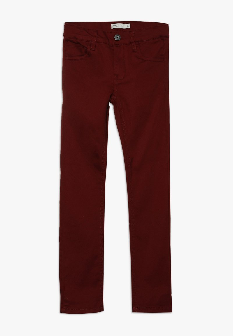 Name it - NKMTHEO PANT - Pantalones - cabernet