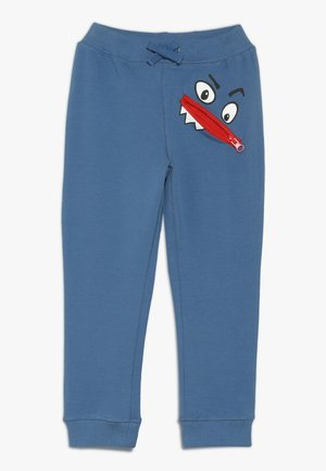 NMMKIRKON  - Pantalones deportivos - dutch blue