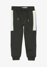 Name it - NMMKOVER PANT - Pantalones deportivos - forest night - 4
