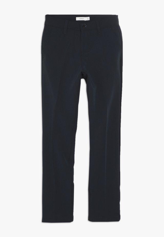 NKMRALF PANT - Pantalón de traje - dark sapphire