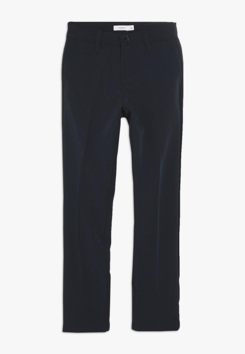 Name it - NKMRALF PANT - Pantalon classique - dark sapphire