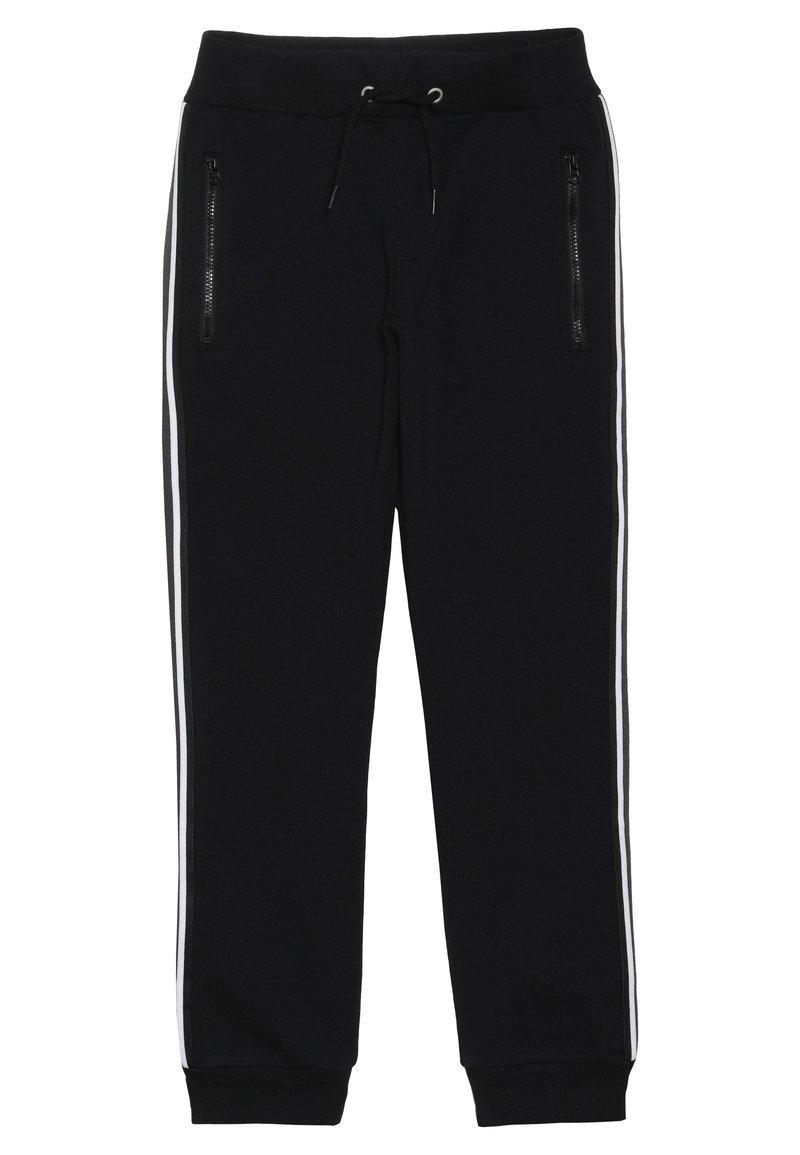 Name it - NKMHONK PANT TAPE - Jogginghose - black