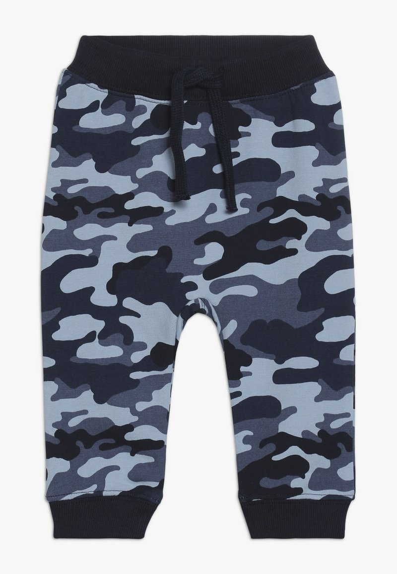 Name it - NBMKECAMO PANT - Pantalon classique - dark sapphire