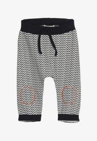 Name it - NBMOSVALD PANT - Teplákové kalhoty - snow white - 2