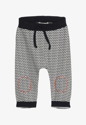 NBMOSVALD PANT - Tracksuit bottoms - snow white