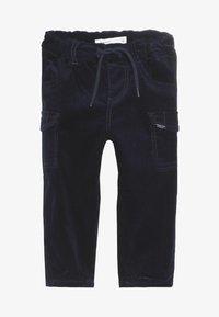 Name it - NBMROMEO PANT - Cargo trousers - dark sapphire - 2