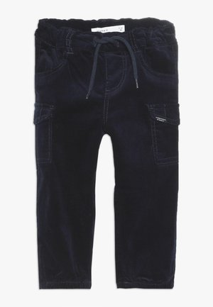 NBMROMEO PANT - Cargo trousers - dark sapphire
