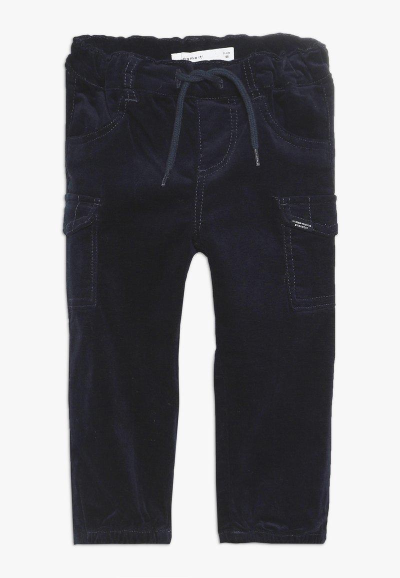 Name it - NBMROMEO PANT - Cargo trousers - dark sapphire