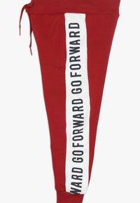 Name it - NMMSIVA PANT - Pantaloni sportivi - jester red - 2