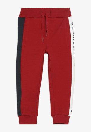 NMMSIVA PANT - Tracksuit bottoms - jester red