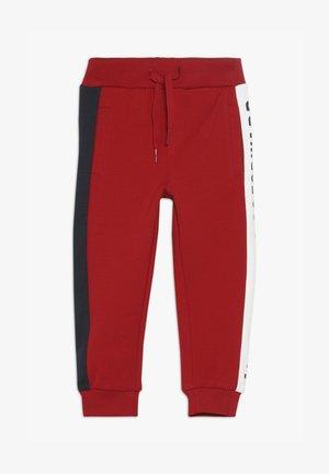 NMMSIVA PANT - Pantalon de survêtement - jester red