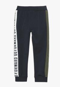 Name it - NMMSIVA PANT - Teplákové kalhoty - dark sapphire - 1