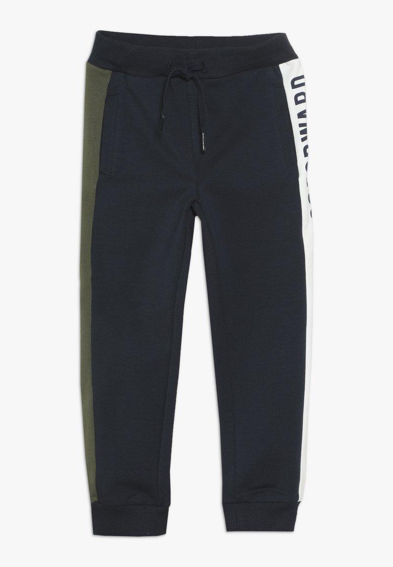 Name it - NMMSIVA PANT - Teplákové kalhoty - dark sapphire