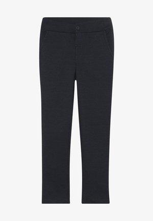NKMSAFISK PANT - Pantalon de survêtement - dark sapphire/black