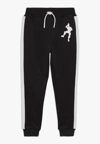 Name it - NKMFORTNITE KEATON PANTS  - Pantaloni sportivi - black - 0