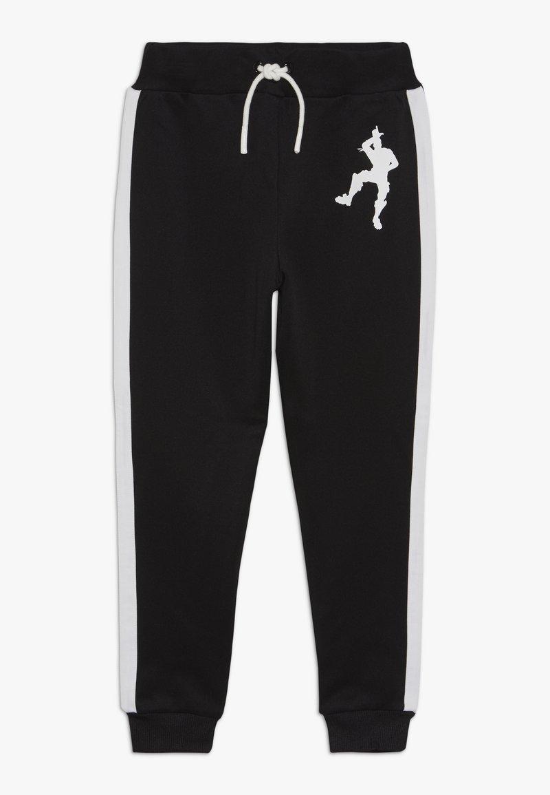 Name it - NKMFORTNITE KEATON PANTS  - Pantaloni sportivi - black