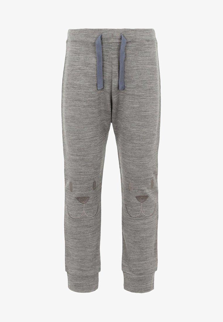 Name it - Tracksuit bottoms - dark grey melange