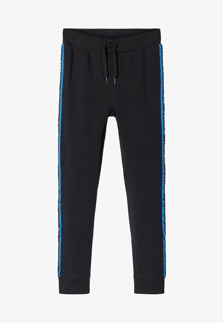 Name it - FORTNITE - Pantaloni sportivi - black