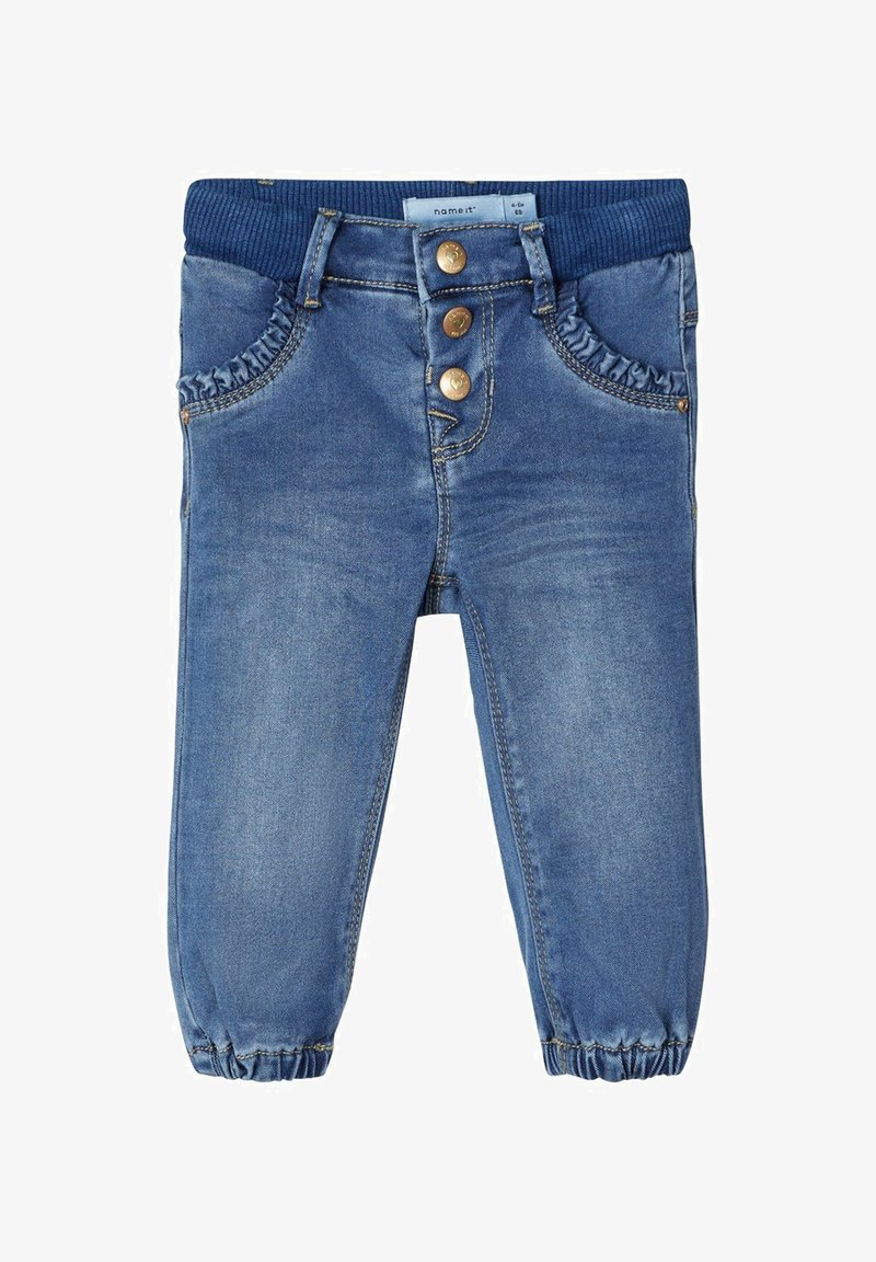 Name it - Jeans Tapered Fit - light blue denim