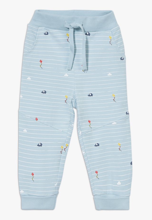 NBMDEDUCKLING  - Trousers - sterling blue