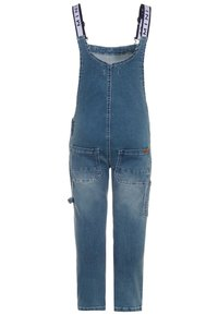Name it - NMMROBIN - Tuinbroek - medium blue denim - 1