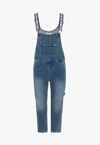 Name it - NMMROBIN - Tuinbroek - medium blue denim - 0