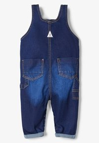 Name it - Tuinbroek - dark blue denim - 2