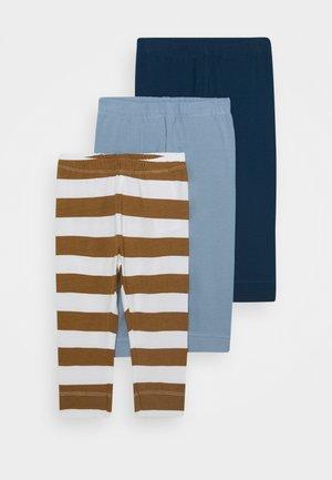 NBMKACPAR LONGJOHN 3 Pack - Pantalon classique - snow white