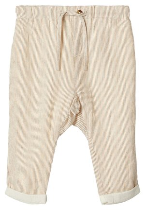 Trousers - bone brown