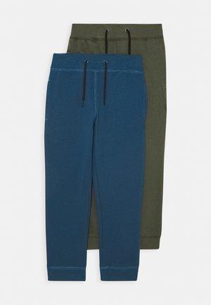 NKMVAS PANT 2 PACK - Trousers - gibraltar sea