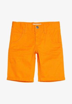 NKMSOFUS - Shorts - flame orange